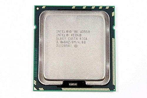 Intel Xeon Prozessor W35503.06GHz/8M Cache/4.8GT/S Quad-Core CPU slbey t0F1f