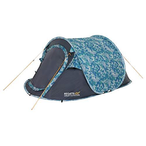 Regatta Unisex's Malawi' Tent, Green Tropical, One Size