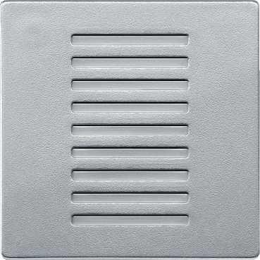 Schneider ELEC RLS–CCO 6400–Thermostat KNX von Objekten Elegance Aluminium