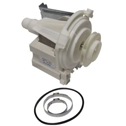 Motor Pumpe 009pe 481236158477480140100848480131000166–Motorpumpe Reinigung für Spülmaschine Whirlpool Ignis Bauknecht