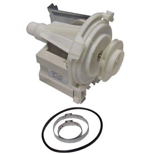 Easyricambi Motore Pompa 480140102395 481236158477 480140100848 480131000166 - MOTOPOMPA Lavaggio per LAVASTOVIGLIE Whirlpool IGNIS BAUKNECHT