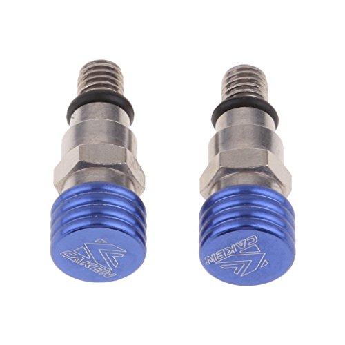 Shiwaki Überdruckventil Gabelentlüftung Für Honda Crf250 Crf450 Cr125 Cr250