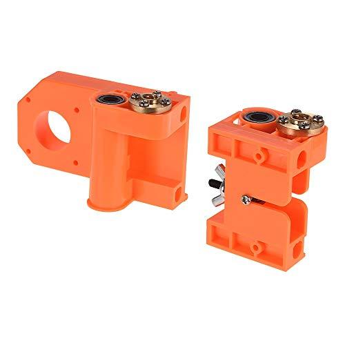 3D Printer Parts X-Axis End Plastic Injectie Onderdelen M8 Schroeven voor A8/P802 3D printers, als reserveonderdelen verbruiksartikelen