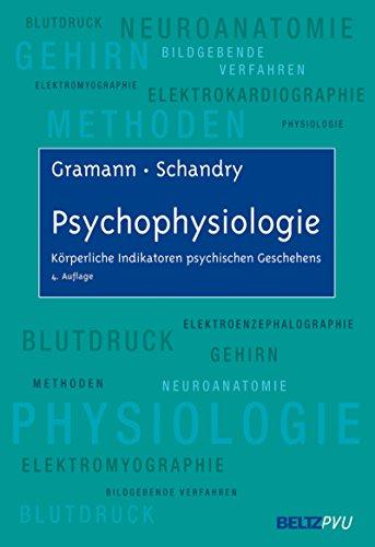 Psychophysiologie: Körperliche Indikatoren psychischen Geschehens