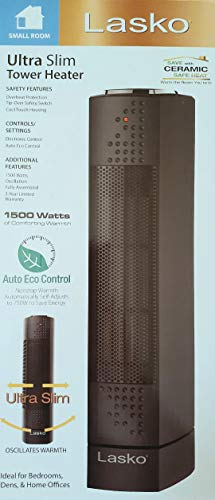 Lasko Ultra Slim Tower Heater