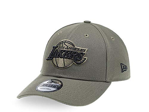 A NEW ERA Era Los Angeles Lakers Olive Edition 9Forty - Gorra