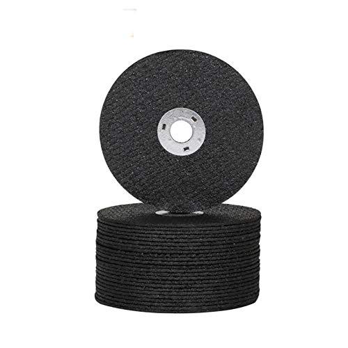 Calidad superior Rueda de molienda 5-50 unids 75 mm Disco de corte de resina 10 mm Bore Corte de ngulo de rueda ngulo de la rueda Disc para cortar la fibra reforzada para acero inoxidable de metal p