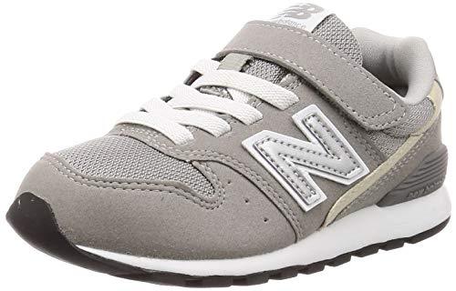 [ニューバランス] キッズシューズ YV996 17~24cm 運動靴 通学履き 男の子 女の子 12_グレー(CGY) 19.5 cm