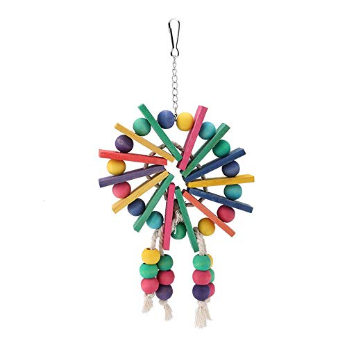 Pet swing staand speelgoed, voor het ophangen van vogels