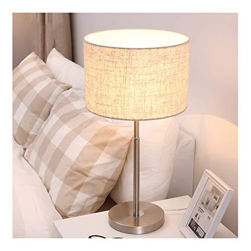 WYZ. Tafellamp, modern, minimalistisch materiaal, bureaulamp, E27 x 1 smeedijzer, dimming, woonkamer, decoratie, bank, studeerkamer, slaapkamer, nacht (kleur: B)