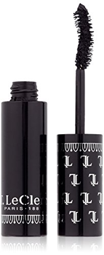T.Leclerc Mascara Effet Bloom Volume Recourbant 9,5 ml - Couleur : 01 : Noir