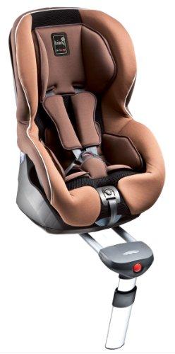 Kiwy 14011KW01B Kinderautositz Gruppe1 mit Isofix und SA-ATS Energiemanagement 9/18KG Moka