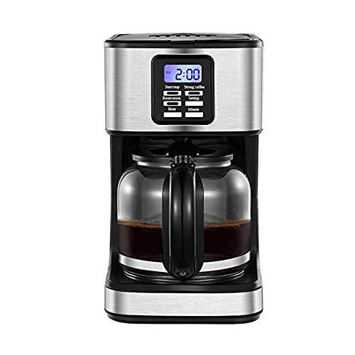 Living Equipment Máquina de café, aislamiento automático Olla ardiente eléctrica Goteo de...
