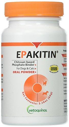 Vetoquinol Epakitin - 60 grammes 60 grammes