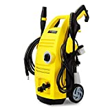 Electric Pressure Washers Review and Comparison