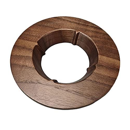 MagiDeal Soporte de Filtro de café de Madera portátil Soporte de Goteo Soporte de Estante 65mm de diámetro Interior - Estilo B
