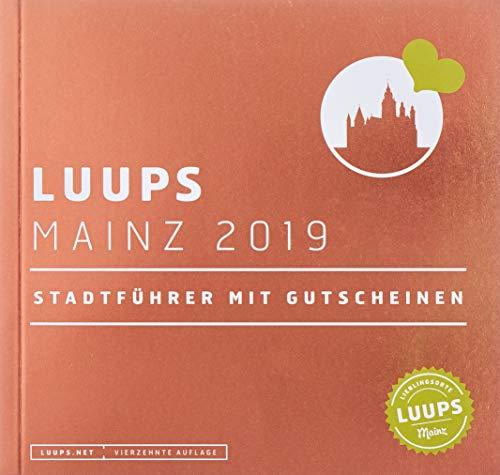 LUUPS Mainz 2019: Stadtführer mit Gutscheinen