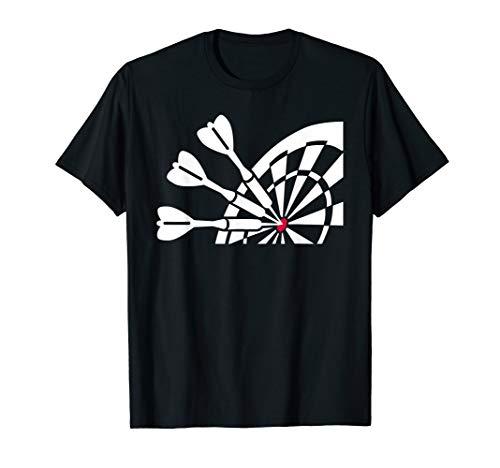 Dartscheibe T-Shirt