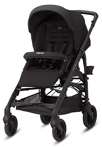Inglesina Trilogy City Stroller, Total Black