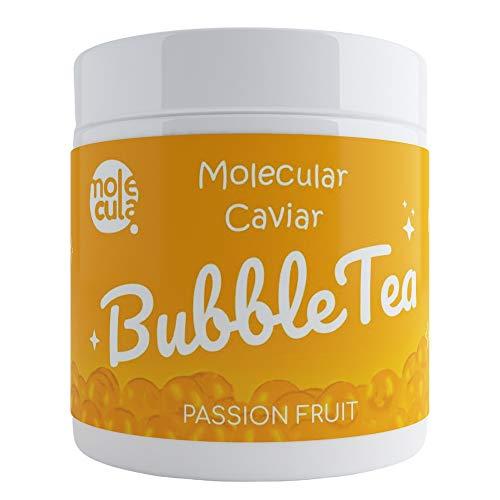 Bubble Tea Popping Boba Passie Fruit Moleculaire Kaviaar Tapioca Parels 800g maracuja