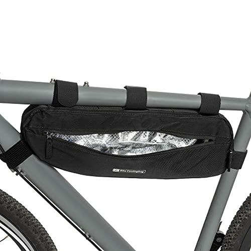 Qeedo Bike Cooling Bag, Borsa termica per bici, borsa bici telaio, borsa bicicletta impermeabile