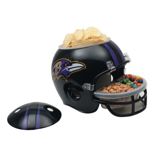 NFL Snack-Helm Baltimore Ravens