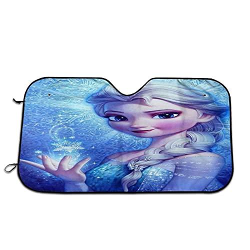 Die Eiskönigin Elsa Auto-Sonnenschutz, Auto-Sonnenschutz, Seitenfenster