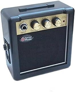 Mini Amplificador para Guitarra Eléctrica que Funciona con Baterías