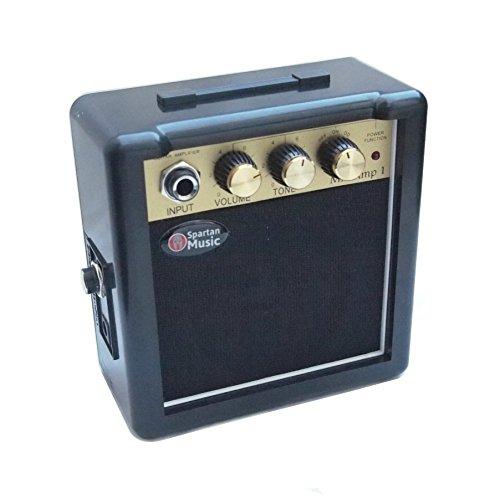 Tragbarer Batterie-Betriebener Micro/Mini-Verstärker für Elektrische Gitarren