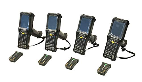 Buy LOT of 4 Symbol MC9090-GJ0HBEGA2WR Barcode Scanners & Warranty Lorax Long Range 1D Laser CE 5.0 ...