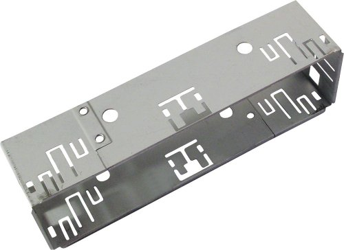 Autoleads Boîtier en métal, Universel, pour Radio de Voiture 1 DIN