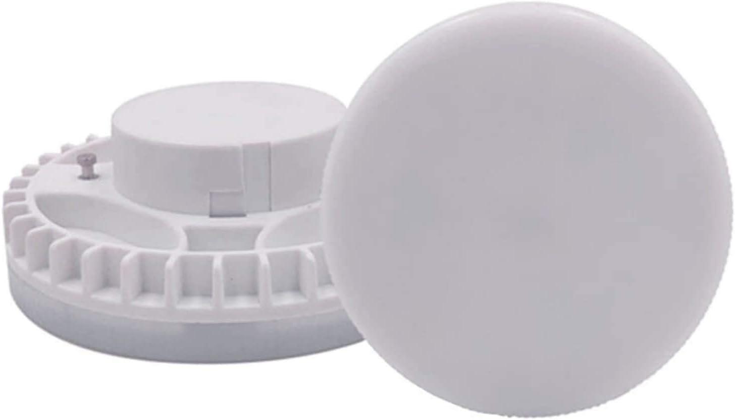 EMGQ Energy Saving Light Max 40% OFF Bulb 2pcs Bulbs Cabinet GX70 LED shop Li