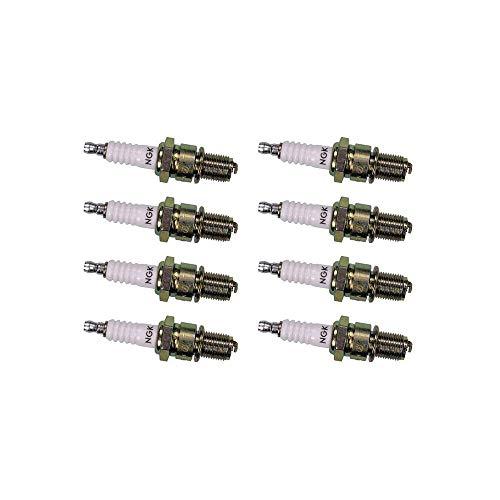 NGK Standard Series Spark Plug AR6FS (8 Pack) for DODGE M300 1974-1974 5.2L/318