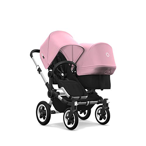 Great Price! Cozy Mono, 2 in 1 Pram and Pushchair, Extends Into Double Stroller, Black (Color : Blac...
