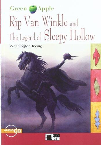 Rip Van Winkle And The Legend...+cd N/e Black Cat