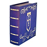 Best Pokemon Booster Box Yugiohs - Grimoire Deck Box, Avalon - Wooden Spellbook Style Review