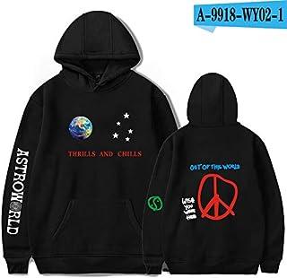 24 Styles ASTROWORLD new trend simple hoodies men women printed hoodies men/women Sweater teenager clothing fleeces (1,XS)