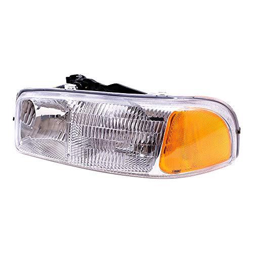 07 gmc sierra classic headlights - 6