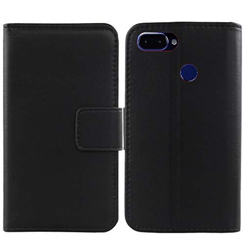 Lankashi Flip Echt Leder Tasche Für Energizer Powermax P600S 5.99