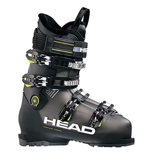 HEAD - Chaussures De Ski Advant Edge 85 Rtl TRS.Anth/Black - Homme - Taille 45 - Gris