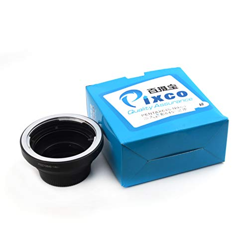 Pixco AF Confirme - Adaptador de lente para cámara de fotos Hasselblad a Nikon D5600 D3400 D500 D5 D7200 D810A D5500 D750 D810 D4S D3300 Df D5300