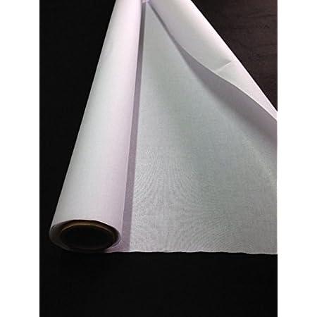 Fliselina Tentelle thermocollante fine couleur blanche de tissu 2mts