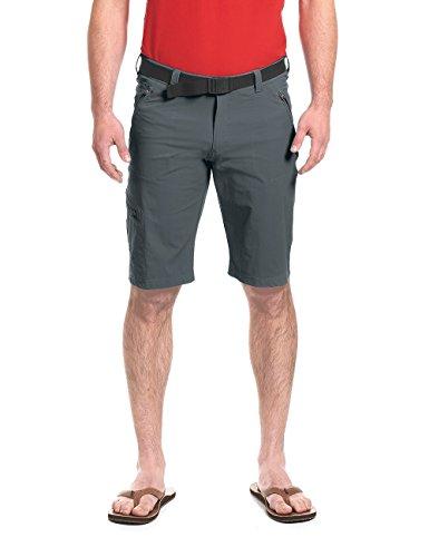 Maier Sports Herren Nil Bermuda Shorts, Graphite, 50