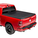 Rugged Liner Premium Soft Folding Truck Bed Tonneau Cover   FCDRB6510   Fits 2009-2018, 19/20 Classic Dodge Ram w/Rambox 6' 4' Bed (76.3')