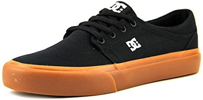 DC shoes Men's Trase TX shoes Black Gum 10