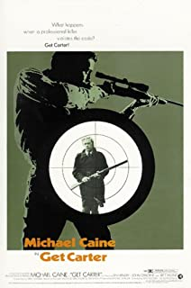 Get Carter - Movie Poster (Size: 27'' x 40'')