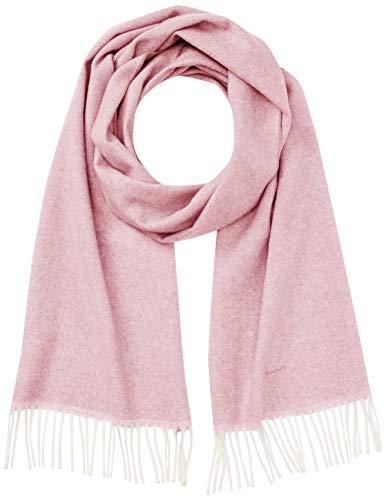 GANT Damen O1. Oxford Weave Scarf Schal, Pink (California Pink), One size