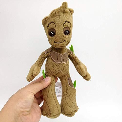 Originale Groot Peluche Bambola Giocattolo 22cm Simpatico Giocattolo Bambola Peluche Groot Regalo