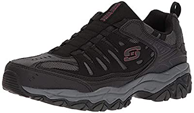 Skechers After Burn M. Fit Black/Charcoal 10.5