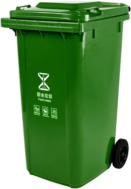 Max 73% OFF Trash Can 120l Super sale period limited Pedal with B Lid Recycle Plastic Waste